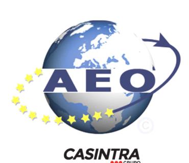 ¿Qué significa ser Operador Económico Autorizado para Casintra?