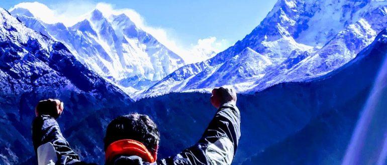 """Juntos llegamos más lejos. """" Expedición Everest"""""""