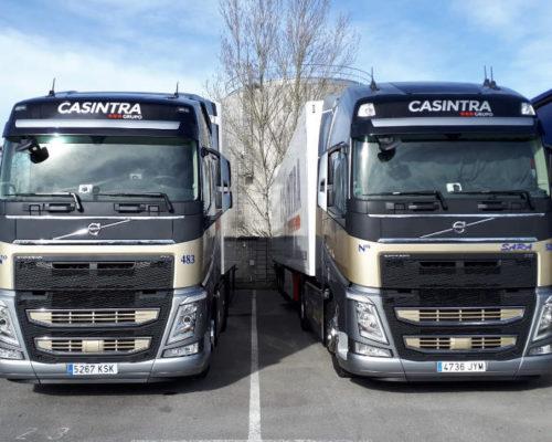 Camiones frigo nuevos