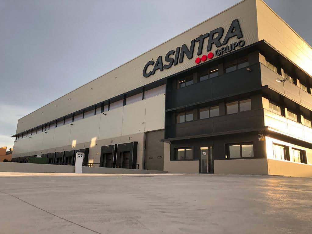 Nuevo centro logístico en Barcelona